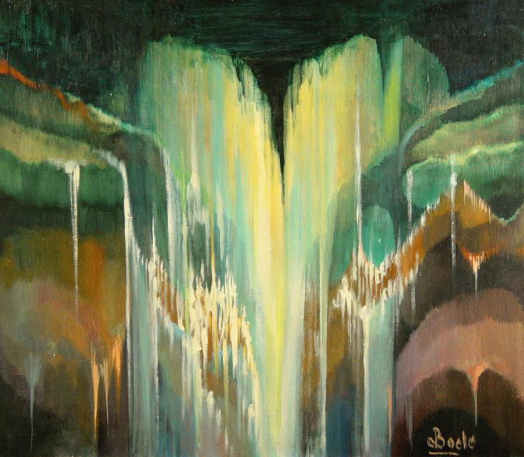 Stan Baele (kunstschilder) - Rijngoud