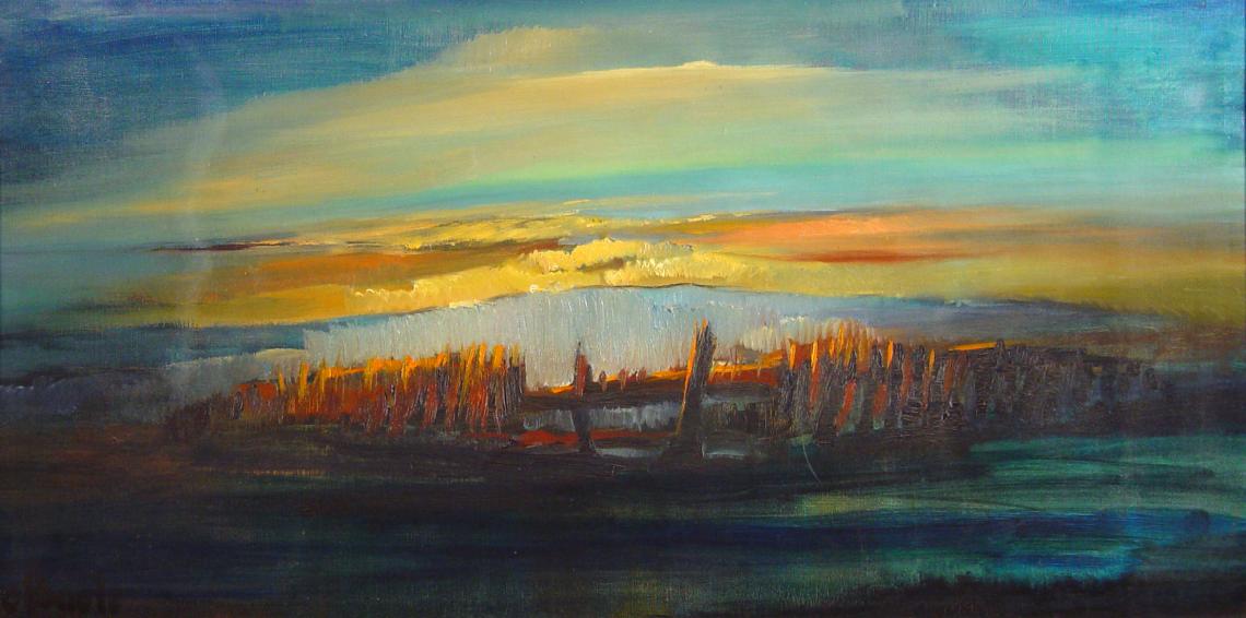 Stan Baele (kunstschilder) - Paalkrans