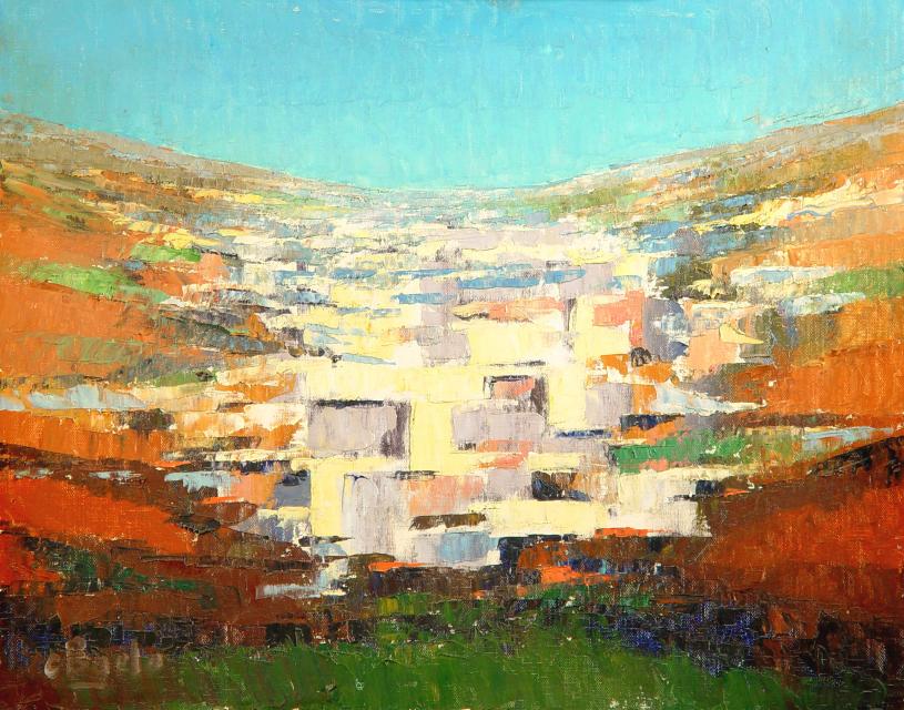 Stan Baele (kunstschilder) - Andalusi