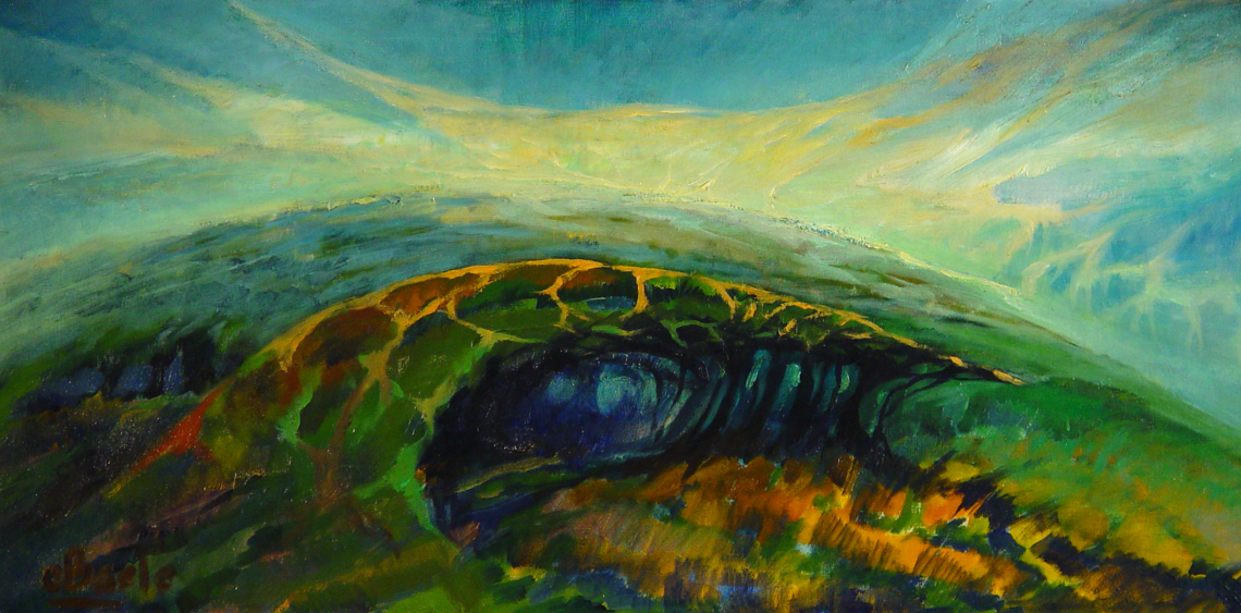 Stan Baele (kunstschilder) - Oervorm