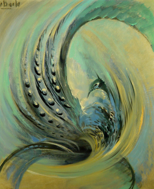 Stan Baele (kunstschilder) - Argus