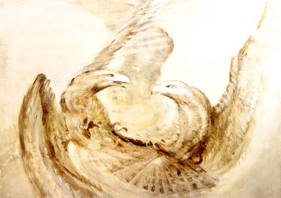Stan Baele (kunstschilder) - Baltsende Arenden