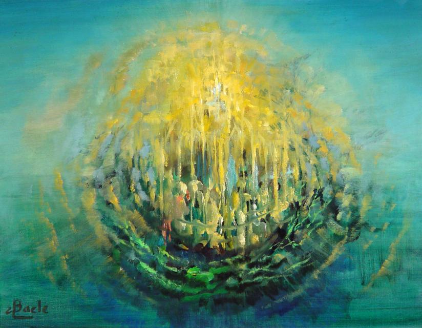 Stan Baele (kunstschilder) - Franciscus' Zonnezang