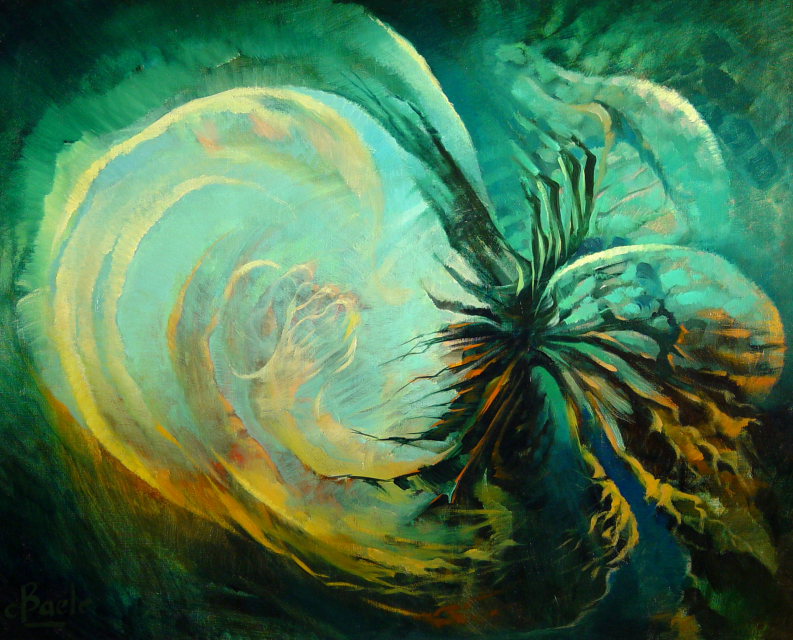 Stan Baele (kunstschilder) - Groeienigme