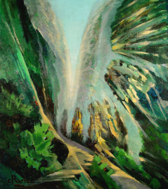 Stan Baele (kunstschilder) - De Gorge