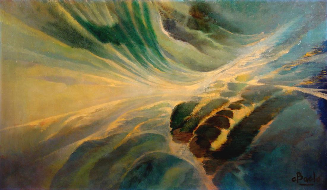 Stan Baele (kunstschilder) - De eerste Dag