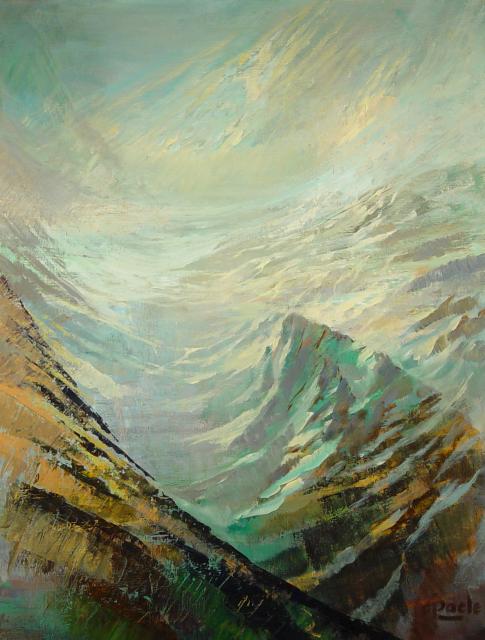 Stan Baele (kunstschilder) - Panoramisch