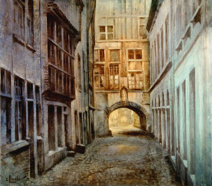 Stan Baele (kunstschilder) - Palingbrug