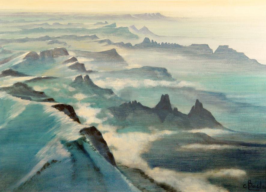 Stan Baele (kunstschilder) - Hoog Panorama