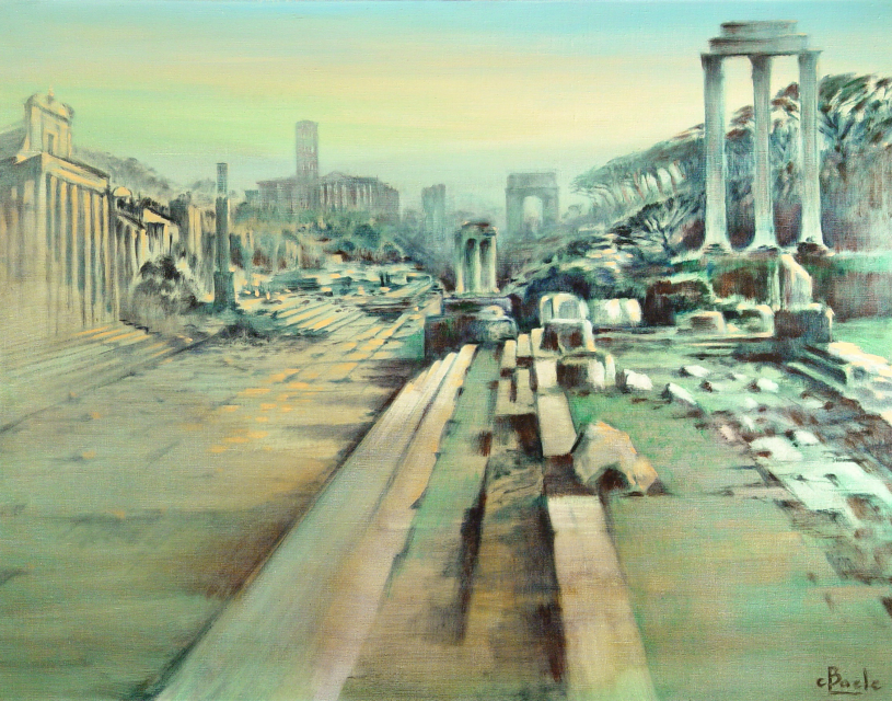 Stan Baele (kunstschilder) - Forum Romanum