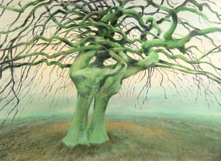 Stan Baele (kunstschilder) - Tweelingbeuken