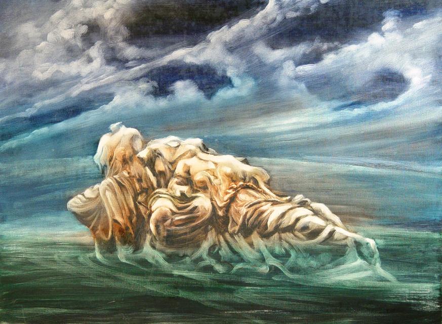 Stan Baele (kunstschilder) - Ode aan Phidias