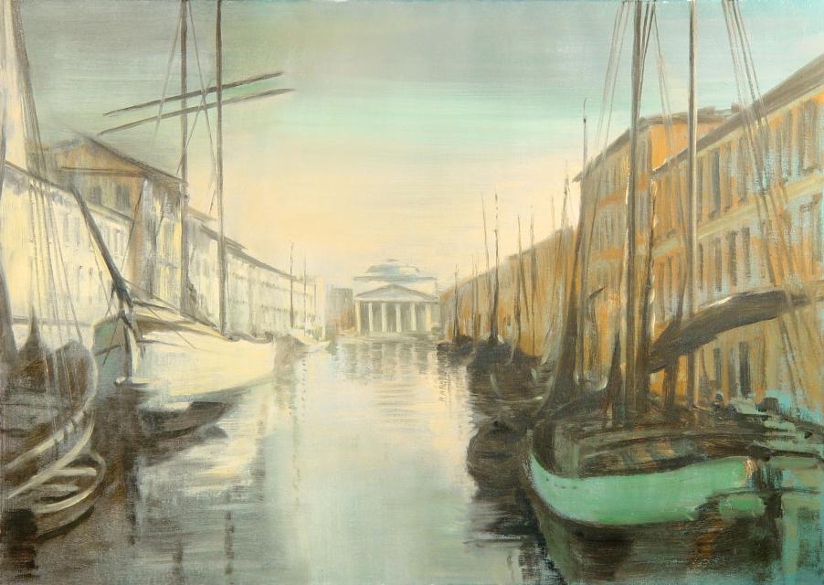 Stan Baele (kunstschilder) - Veneto