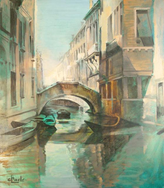 Stan Baele (kunstschilder) - Veneti