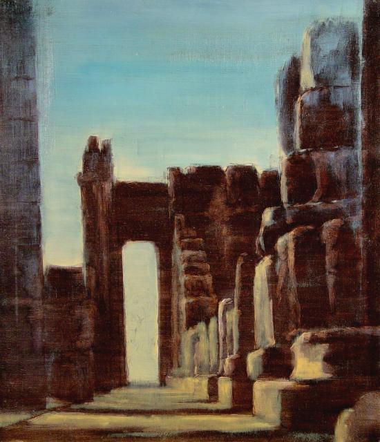 Stan Baele (kunstschilder) - Verleden Tijd