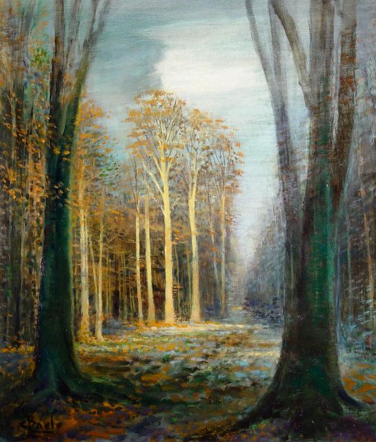 Stan Baele (kunstschilder) - Beukelaar