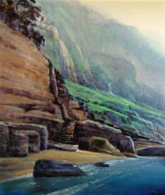 Stan Baele (kunstschilder) - Bestemming Onbekend