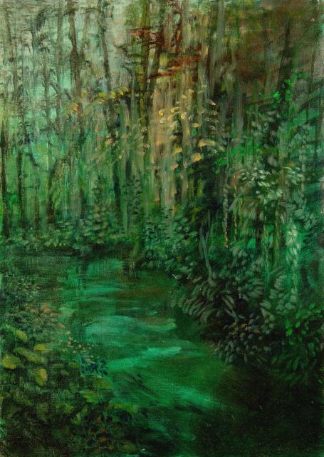 Stan Baele (kunstschilder) - Sumatra