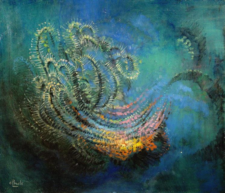 Stan Baele (kunstschilder) - Onderwater