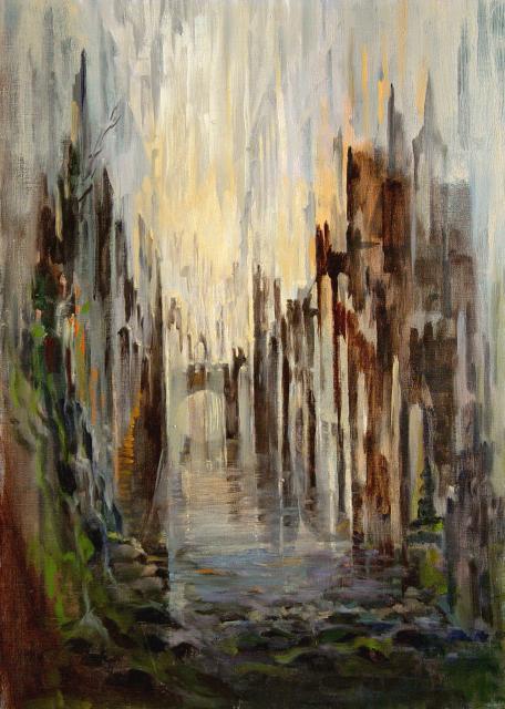 Stan Baele (kunstschilder) - Veneti (18de Eeuw)