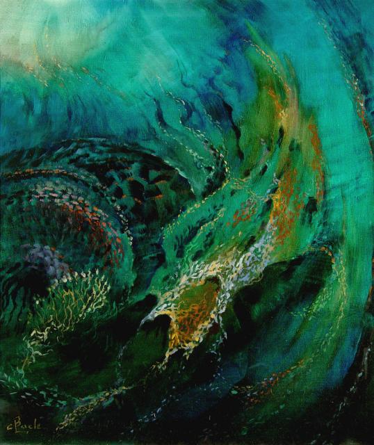 Stan Baele (kunstschilder) - Onderwaterwereld