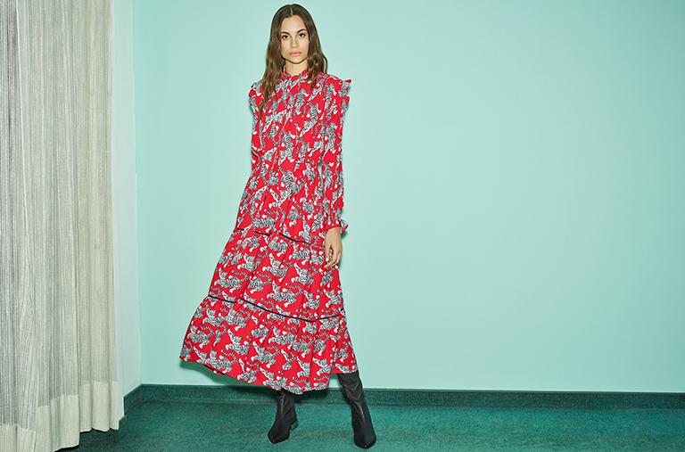 Silvian Heach fashion outfit
