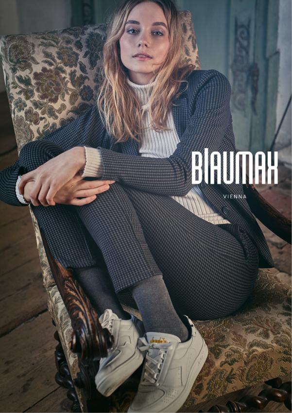 Blaumax fashion outfit