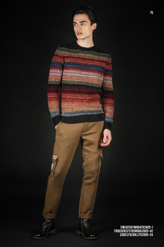 Daniele Alessandrini fashion outfit