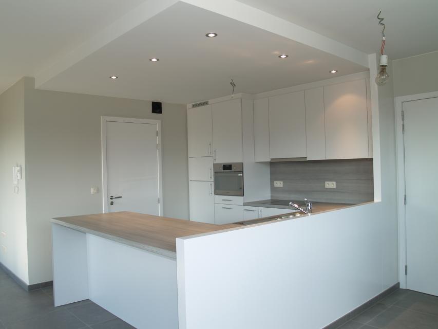 keuken met vaste zithoek