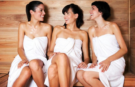 House of Beauty - foto Girls Out @ Sauna Zensation !