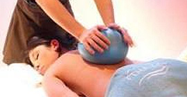 Zensation Behandeling - Ballonmassage