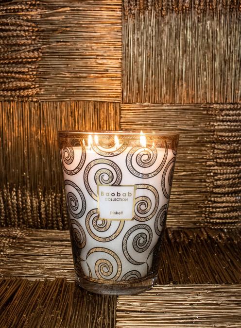 Zensation Behandeling - Handgemaakte Baobab geurkaarsen en huisparfums