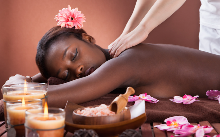 House of Beauty - foto Afrikaanse massage