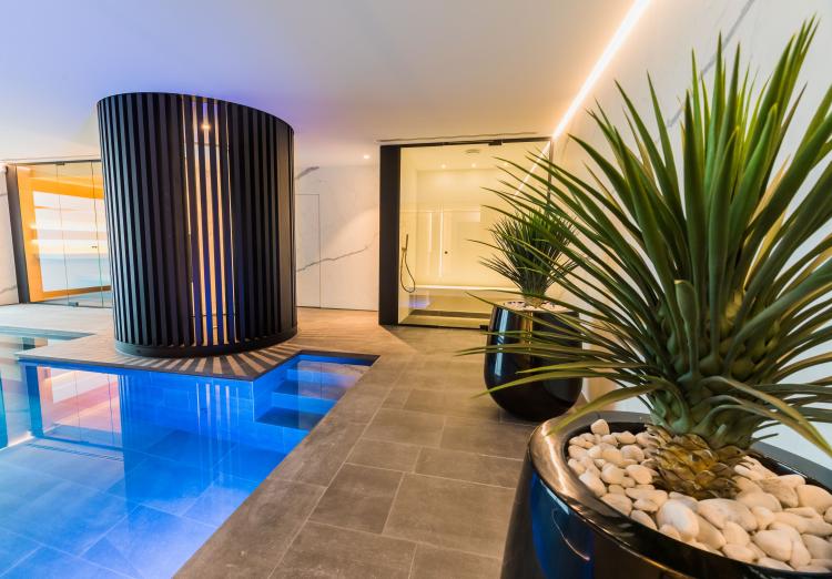 Zensation Behandeling - Privé sauna 1