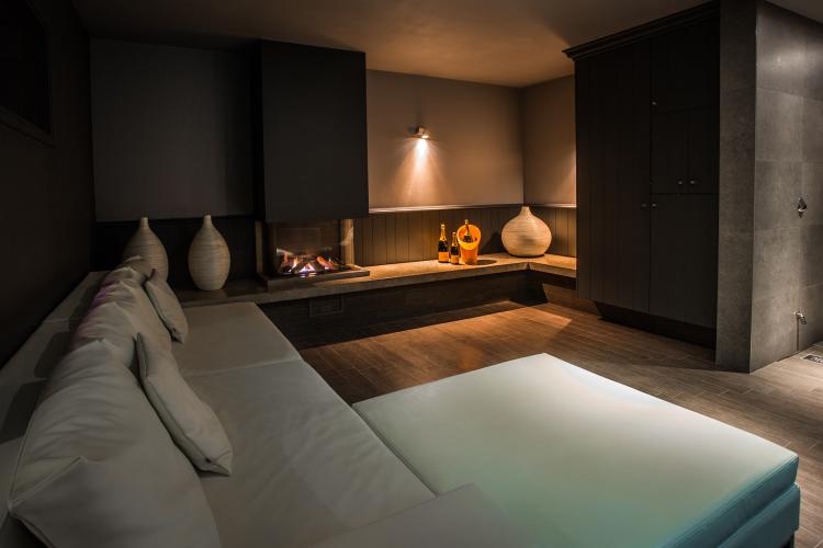 Zensation Behandeling - Privé sauna 2