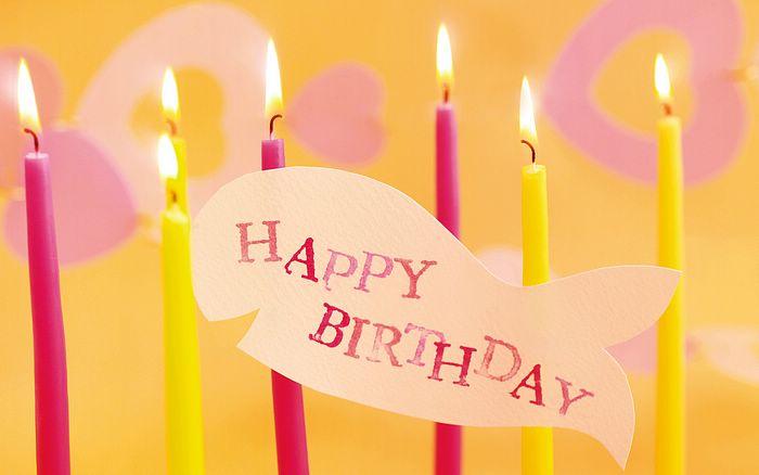 Zensation Behandeling - Happy Birthday Zensation