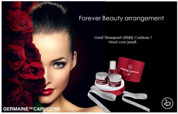 Zensation Actie - Forever Beauty arrangement