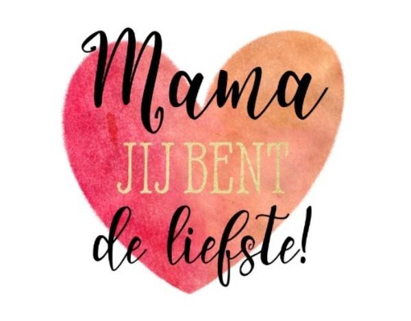 Zensation Actie - Verras jouw mama op 15 augustus!