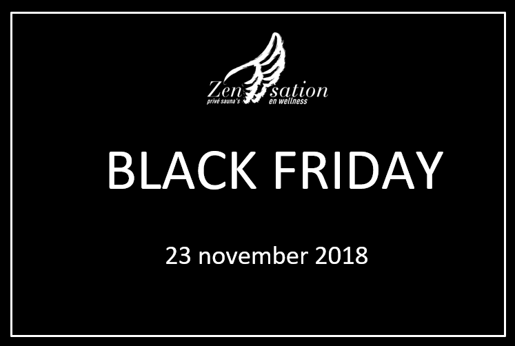 Zensation Actie - BLACK FRIDAY!