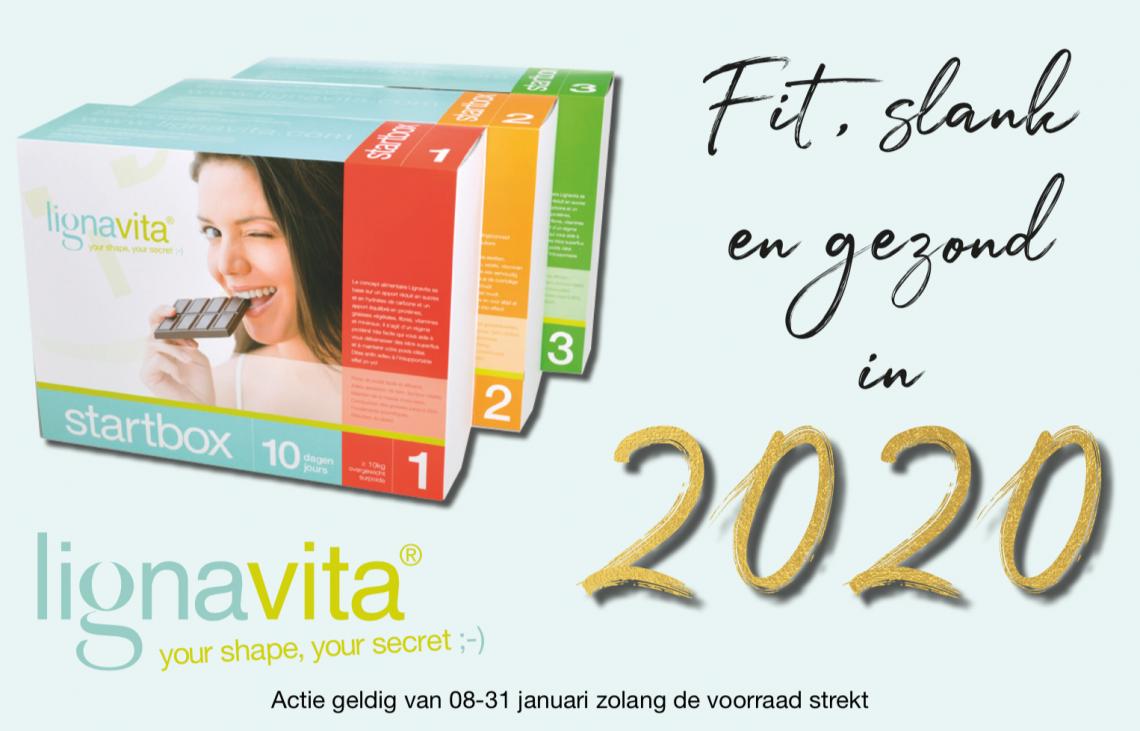 Zensation Actie - 50% goede voornemens korting op Lignavita Startbox