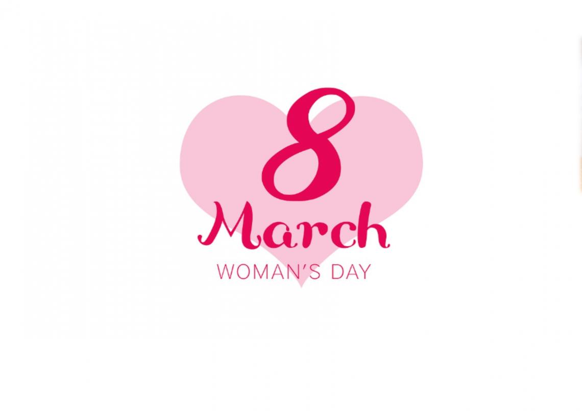 Zensation Actie - Vrijdag 8 maart Internationale Vrouwendag