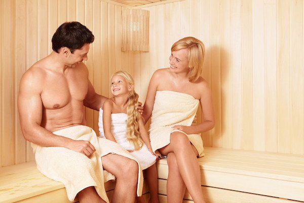 Zensation - foto Sauna Happy Holiday