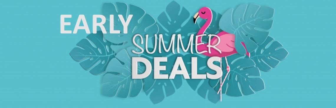 Zensation Actie - Early Summer Deals