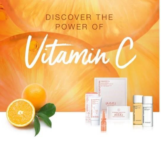 Zensation Actie - Vitamine C voor een stralende huid