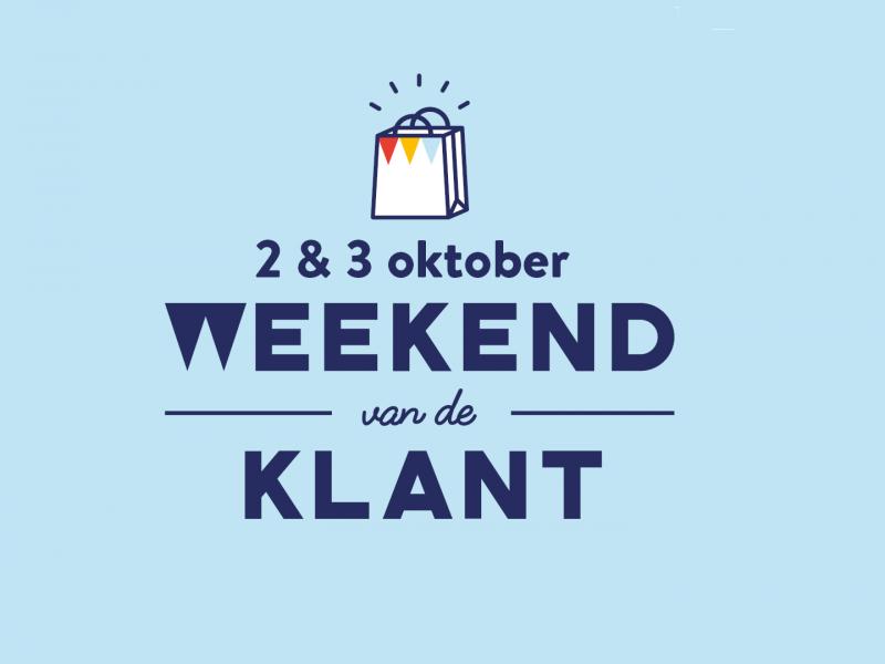Zensation Actie - Weekend van de klant: 2 & 3 oktober