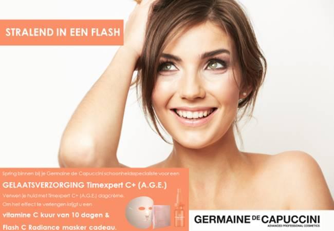 Zensation Actie - Goed Gevoel -  Gelaatsverzorging Timexpert Vitamine C+